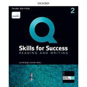 Q: Skills for Success 3/E: Reading and Writing Level 2 Student Book with iQ Online Practice [洋書ELT]