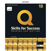 Q: Skills for Success 3rd Edition: Reading and Writing Level 1 Student Book B with iQ Online Practice [洋書ELT]