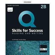Q: Skills for Success 3rd Edition: Reading and Writing Level 2 Student Book B with iQ Online Practice [洋書ELT]