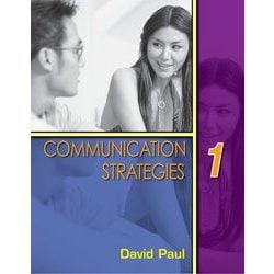 Communication Strategies Level 1 Student Book [洋書ELT]
