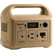 HTE032311A-TN [SmartTap ポータブル電源 PowerArQ mini 346Wh 蓄電池 非常用電源 車中泊 正弦波(コヨーテタン)]
