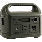 HTE032311A-OD [SmartTap ポータブル電源 PowerArQ mini 346Wh 蓄電池 非常用電源 車中泊 正弦波(オリーブドラブ)]