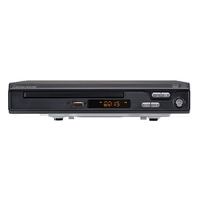 GH-DVP1JC-BK [据え置きDVDプレーヤー HDMI対応 ケーブル付属 CPRM ブラック]