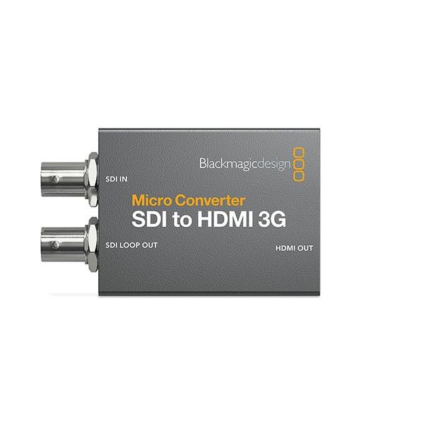 Micro Converter SDI to HDMI 3G PSU