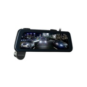 PDR785SM [電子ミラー+前後ドライブレコーダー フロント/リア FULL HD1920×1080 DC12V/24V兼用]