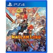 MAGLAM LORD/マグラムロード [PS4ソフト]