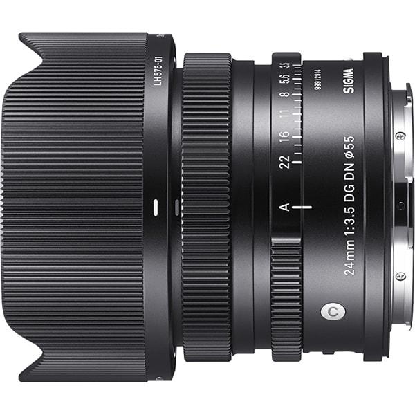 24mm F3.5 DG DN (C) L-mount [Contemporaryライン 24mm F3.5 ライカLマウント]