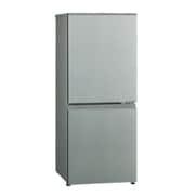 AQR-13K (S) [冷蔵庫(126L・右開き) 2ドア ブラッシュシルバー]
