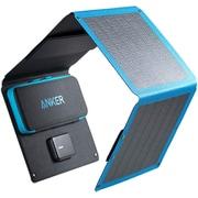 A2425011 [ソーラーパネル充電器 Anker PowerSolar Flex 3-Port 24W black]