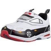TOMICA 10580 WHT/BLK 18.0 [トミカ 光るスニーカー パトロールカー 【サイズ:18cm】]