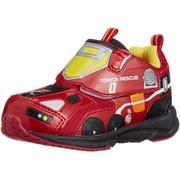 TOMICA 10570 RED 18.0 [トミカ マジックテープスニーカー ハイパーレスキュー 【サイズ:18cm】]