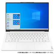 82EV003AJP [Yoga Slim 750i Carbon 13.3型/Core i7-1165G7/メモリ 8GB/SSD 512GB/Windows 10 Home/Microsoft Office Home & Business 2019/ムーンホワイト]