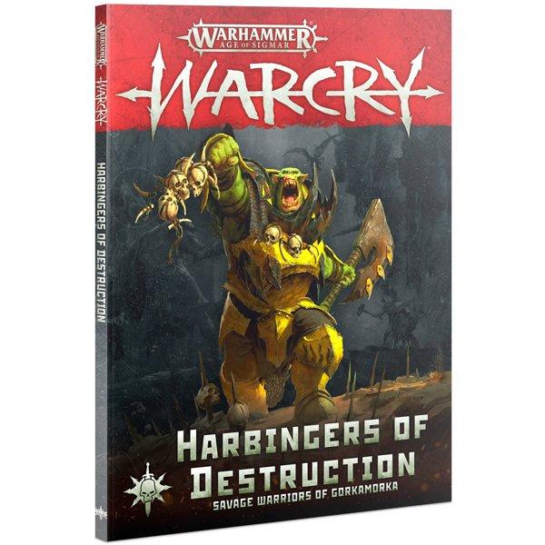 WARCRY: HARBINGERS OF DESTRUCTION JPN