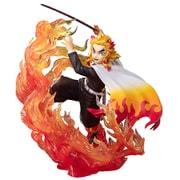 フィギュアーツZERO 鬼滅の刃 煉獄杏寿郎 炎の呼吸 [塗装済み完成品フィギュア]