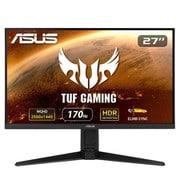 VG27AQL1A [ASUS VG27AQL1A TUFゲーミングモニター27型/IPS/WQHD/HDR/170Hz/1ms(MPRT)/PS5対応/FreeSync/HDMI/DP/VESA対応/3年保証]
