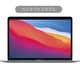 MacBook Air 13インチ Apple M1チップ(8コアCPU/8コアGPU)/SSD 1TB/メモリ 16GB/カスタマイズモデル(CTO) USキーボード仕様 スペースグレイ [Z125000G7]