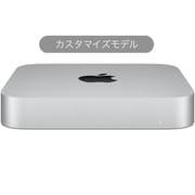 Mac mini Apple M1チップ(8コアCPU/8コアGPU)/SSD 256GB/メモリ 16GB/カスタマイズモデル(CTO) [Z12N000BN]