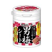 男梅シートボトル 75g [飴・キャンディー]