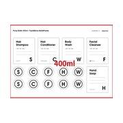 lapt003bptcl [PETポンプ用ラベル タイポ&メモ400ml用]