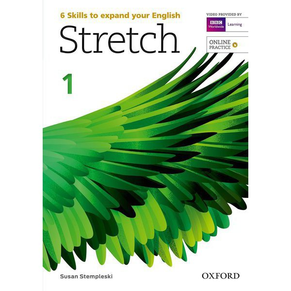 Stretch 1 Student Book with Online Practice [洋書ELT]