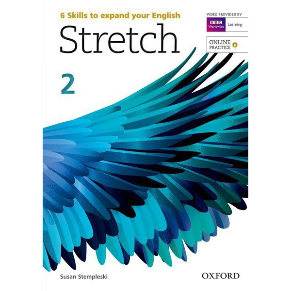 Stretch 2 Student Book with Online Practice [洋書ELT]