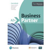 Business Partner A2+ Coursebook with Digital Resources [洋書ELT]