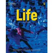 Life American English 2/E Level 5 Student Book with Web App [洋書ELT]