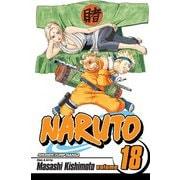Naruto Vol. 18/NARUTO 18巻 [洋書コミック]
