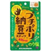 プチポリ納豆スナックのり塩味 18g [飴・キャンディー]