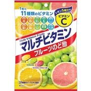 マルチビタミンフルーツのど飴 80g [飴・キャンディー]