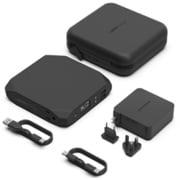 OP2HC005 [Omni20+ProBundle モバイルバッテリー 20400mAh +AC充電器 保護ケース付 ブラック]