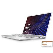 MI753-AWHBADC [Inspiron 13 7300/13.3インチノートパソコン/第11世代 インテル Core i5-1135G7 プロセッサー/メモリ 8GB/SSD 256GB/Windows 10 Home 64ビット/Office Home&Business 2019/シルバー]