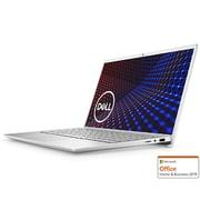 MI773-AWHBADC [Inspiron 13 7300/13.3インチノートパソコン/第11世代 インテル Core i7-1165G7 プロセッサー/メモリ 8GB/SSD 512GB/Windows 10 Home 64ビット/Office Home&Business 2019/シルバー]