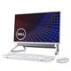 FI557-AWHBSC [Inspiron 24 5400/一体型デスクトップ/第11世代インテル Core i5-1135G7 プロセッサー/メモリ 8GB/SSD 256GB+HDD 1TB/Windows 10 Home 64ビット/Office Home&Business 2019/シルバー]