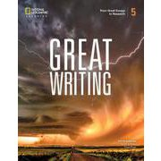 Great Writing Series 5/E Level 5 From Great Essays to Research Student Book [洋書ELT]