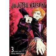 Jujutsu Kaisen Vol. 3/呪術廻戦 3巻 [洋書コミック]