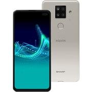 AQUOS sense4 plus ホワイト SH-M16W [6.7インチ/RAM 8GB/ROM 128GB/Android 10.0/SIMフリースマートフォン]