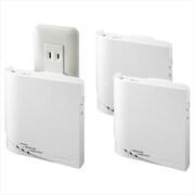 WN-DX1300GNEX2 [360コネクト搭載Wi-Fiメッシュルーター 親機1台+子機2台]