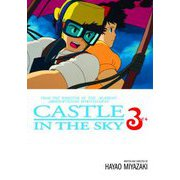 Castle in the Sky Vol. 3/天空の城ラピュタ 3巻 [洋書コミック]