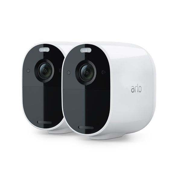 VMC2230-100APS [Arlo Essential 屋外対応ネットワークカメラ カメラ2台モデル]
