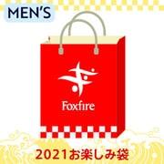 Foxfire 2021年 ハッピーバッグ MENS Mサイズ [2021年 福袋]