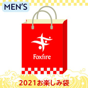 Foxfire 2021年 ハッピーバッグ MENS Lサイズ [2021年 福袋]