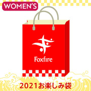 Foxfire 2021年 ハッピーバッグ WOMENS Lサイズ