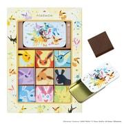 限定 スライドケース付きチョコセット ポケモン 46g 9個