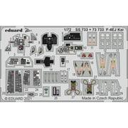 EDUSS733 F-4EJ改 ズームエッチングパーツ (ファインモールド用) [1/72 スケール ディテールアップパーツ]