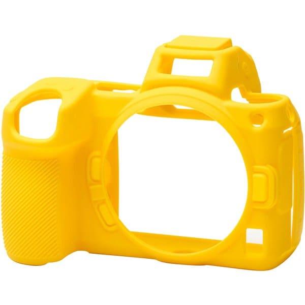 イージーカバー Nikonミラーレス一眼 ニコンZ6II用 イエロー [カメラ用シリコンカバー]