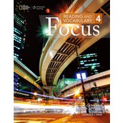 Reading and Vocabulary Focus Level 4 Student Book [洋書ELT]
