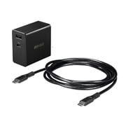 BSACPD5200BK [ノートパソコン用 PD対応充電器 2ポートPD45W+7.5W]