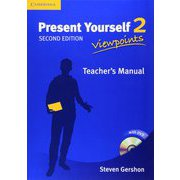 Present Yourself Level 2 Teacher's Manual with DVD: Viewpoints [洋書ELT]