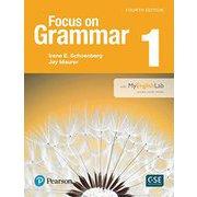 Focus on Grammar 4th Edition 1 Student Book withMyEnglishLab [洋書ELT]